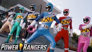Power Rangers Deutsch | Dino Super Charge | Ganze Folge | Ep.17