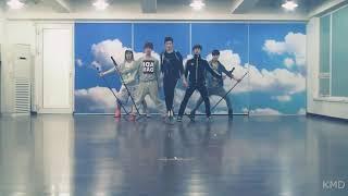 SHINee (샤이니) Dream Girl Mirrored Dance Practice(720P_HD)