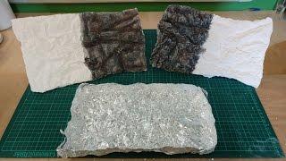 Cheap & Easy Tin Foil Rock Molds