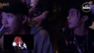 vhope (hoseok & taehyung) - next to him
