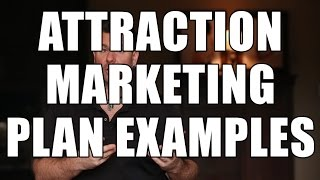 Marketing Plan Example - Here