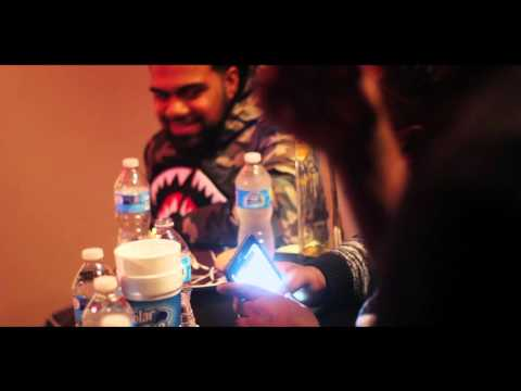 Chasin'MoneyEd Studio session w/ Yung Lan