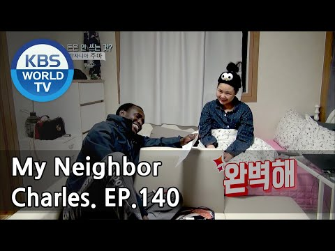 My Neighbor, Charles | 이웃집 찰스 - Ep.140 / Too different Mr&Mrs Zuma from Tanzania [ENG/2018.05.18]