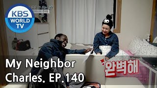 My Neighbor, Charles   이웃집 찰스 Ep.140 / Too different Mr&Mrs Zuma from Tanzania [ENG/2018.05.18]