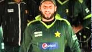 De Ghuma Ke Cricket World Cup 2011 Theme Song Pakistan