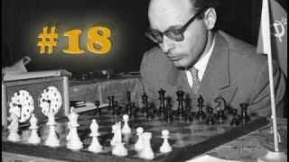 Уроки шахмат — Бронштейн Самоучитель Шахматной Игры #18 Обучение шахматам Шахматы видео уроки