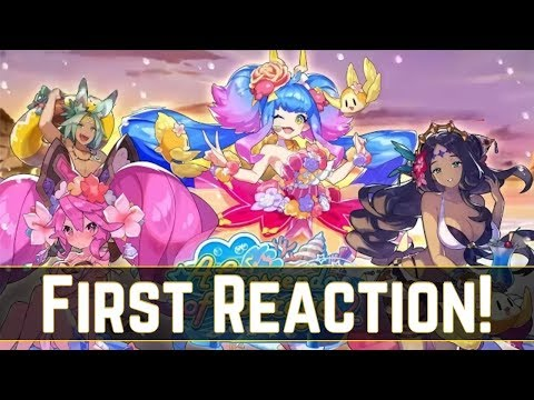 They Look Good But Are They Good? (´・ᴗ・ ` ) - A Crescendo Of Courage | First Look! 【Dragalia Lost】