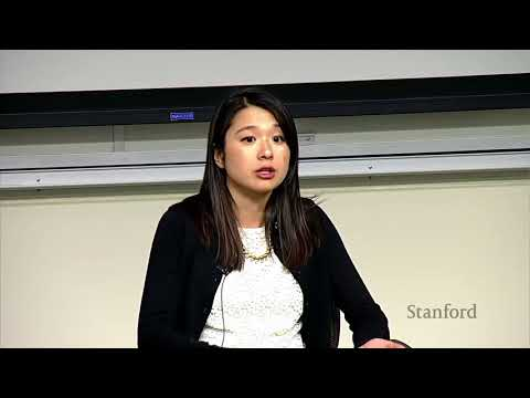 Stanford Seminar - Women in Venture Capital and Entrepreneurship in China