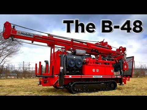 Mobile Drill B48