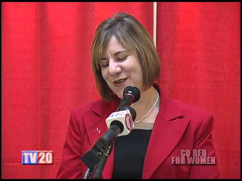 Go Red For Women at Cleveland City Hall 2013