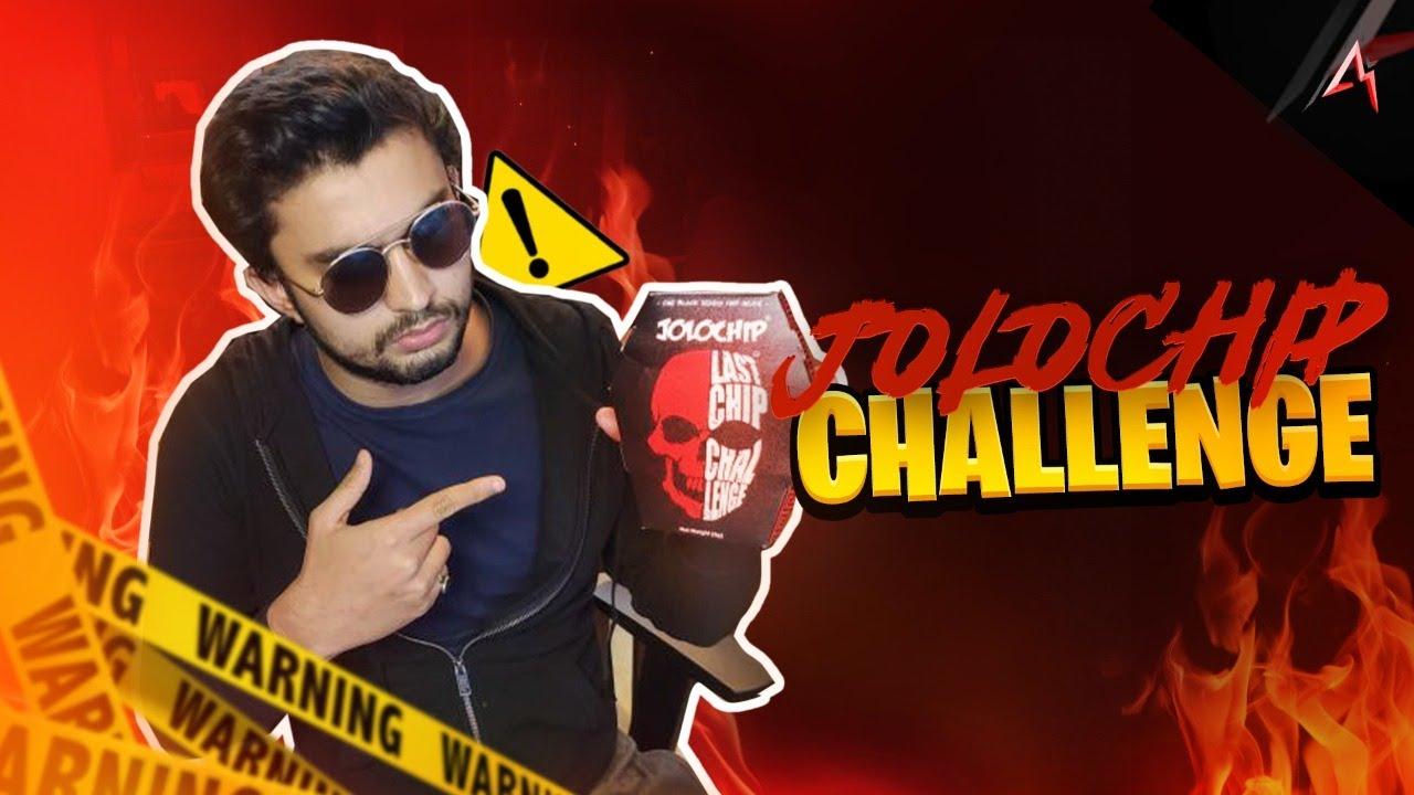 🔴 Jolo Chip Challenge LIVE on Stream