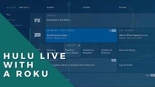 How to stream Hulu with Live TV using a Roku device