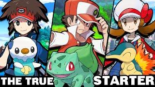 Anime Villains Starting Pokemon