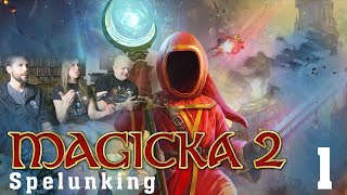 Magicka 2 - Spelunking Part 1
