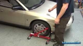 Wheel Dolly Tool Demonstration / Review
