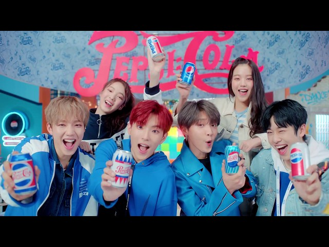 2018 Pepsi collaboration CF (30s Ver.)
