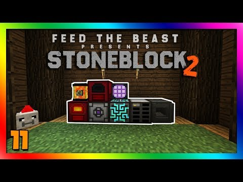 Free Download Videos of Stoneblock 2 Modpack - Applied