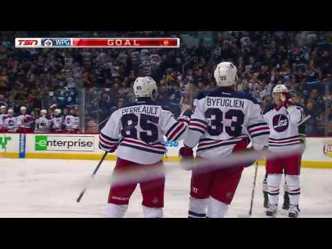 low priced 6dd37 c92dd Minnesota Wild vs Winnipeg Jets - March 19, 2017 | Game Highlights | NHL  2016/17