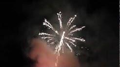 Feuerwerk Rosenfest Baden 04.06. 2011