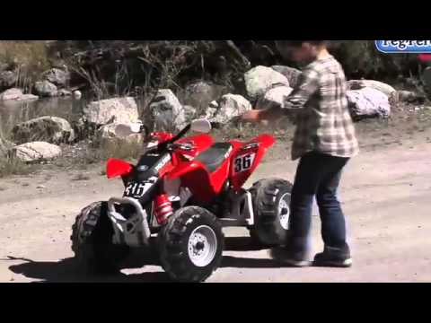 Polaris Outlaw Red | Italian-made baby products and riding toys ...