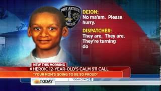 Boy to 911