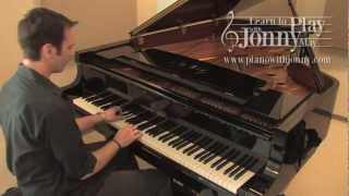 Cruella De Vil- Piano Arrangement by Jonny May (HQ)