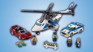 Конкурс LEGO City Полиция и Мультик про машинки МанкиМульт