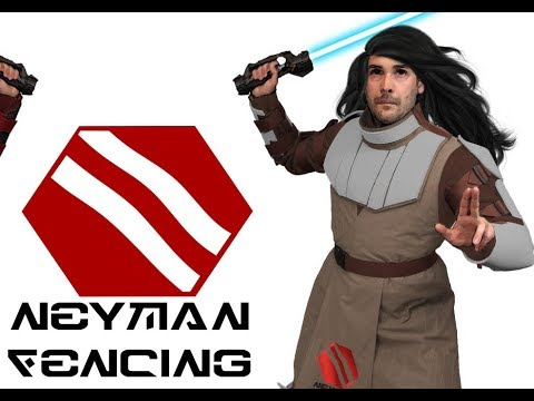 neyman fencing tsl monk armor test youtube