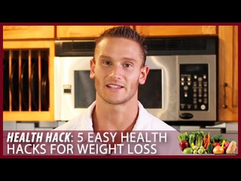 Lose Weight & Boost Energy: 5 Easy Health Hacks- Thomas DeLauer