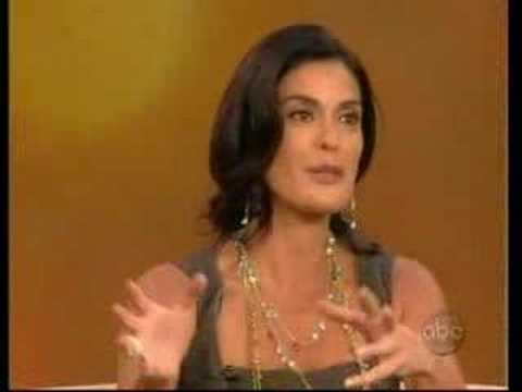 The View - Teri Hatcher (11-08-07)
