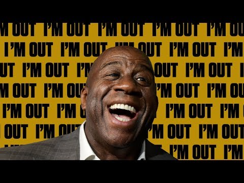 The best reactions to Magic Johnson's surprise resignation from the Lakers | ESPN Voices