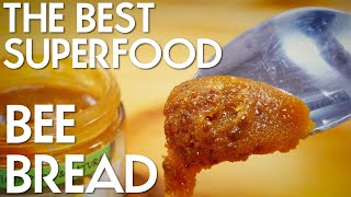WHAT IS BEE BREAD AND WHY IT'S ONE OF THE MOST POWERFUL SUPERFOODS | PRIMAL EATS