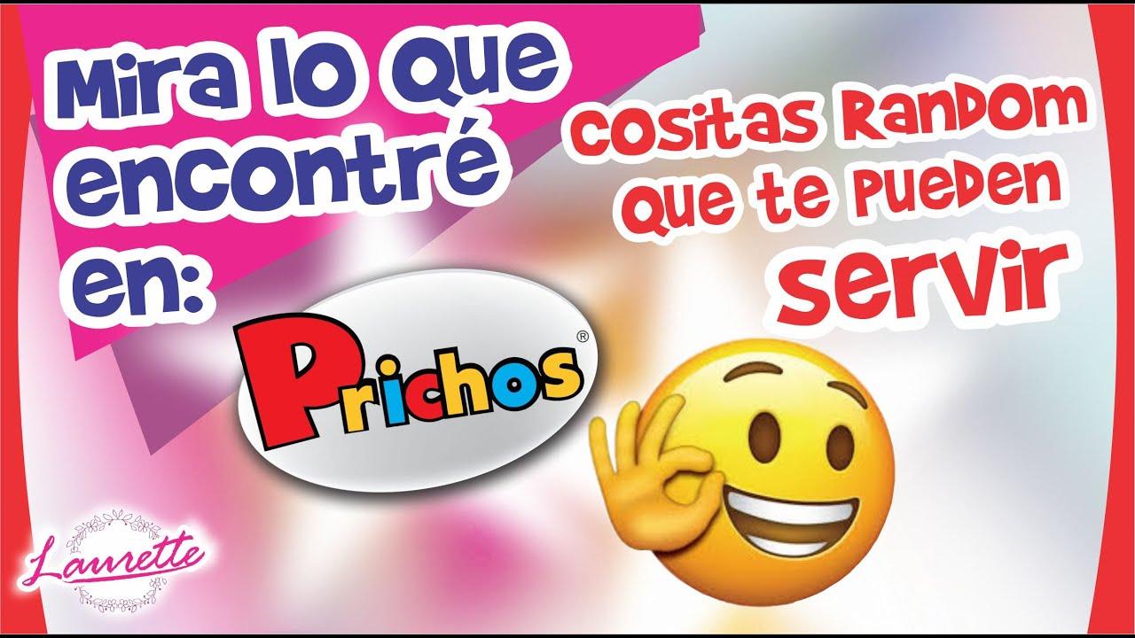 ✅ COMPRAS EN PRICHOS ✅ cositas random  y que se que te servirán 🔥 / Haul Prichos México / Laurette