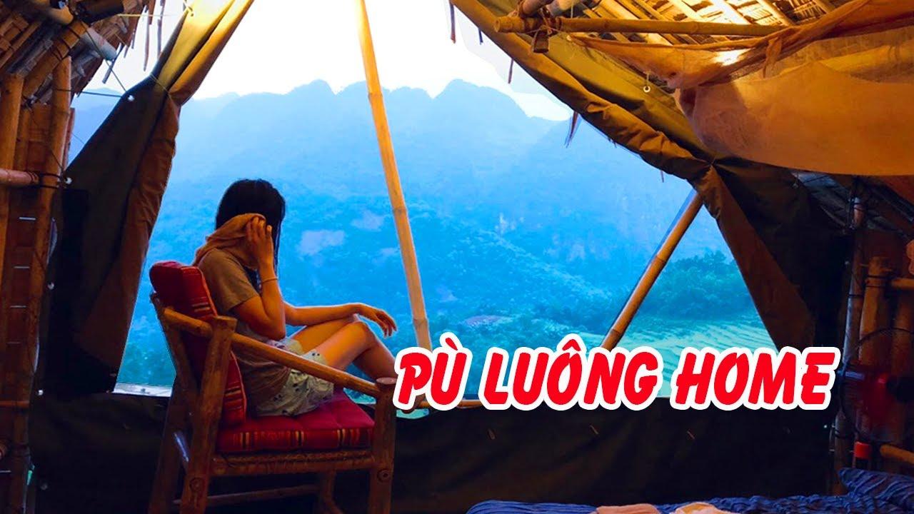 Khám phá Pù Luông mùa lúa chín | Du lịch Phù Luông Thanh Hóa | Núi Việt Media