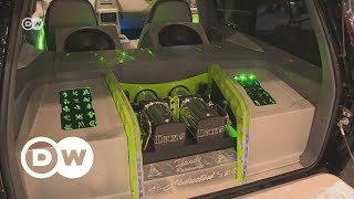 High tech at the CES in Las Vegas | DW English