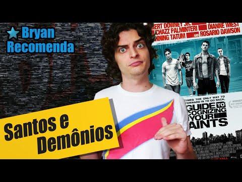 FILME DA HORA: SANTOS E DEMÔNIOS | Bryan & Nat
