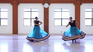 GHAR MORE PARDESIYA | DANCE COVER |