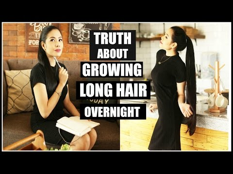 Grow Your Hair 2-5 Inches Overnight?- Is it Possible? Beautyklove