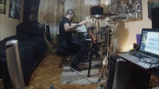 Agalloch- Our Fortress Is Burning... II -Bloodbirds Drum Cover (Oğulcan Davran)