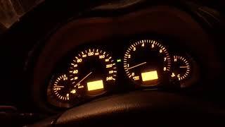 Яркость приборной панели / Toyota avensis is дорестайлинг