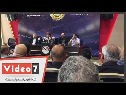 ثروت سويلم: رابطة الأندية جزء من اتحاد الكرة وتشكيلها ليس ضعفا من الجبلاية  - نشر قبل 7 ساعة