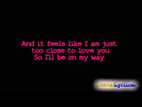 Alex Clare - Too Close Official HQ Lyrics Video HD