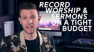 In this episode I show you how you can start recording your worship...