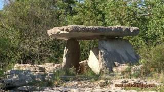 Ardèche - Dolmens de Bourbouillet