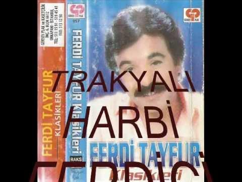 Ferdi Tayfur - Kaderimsin Dedim (Görsev MC 057) (T)