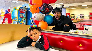 Nobody Came To His Birthday Party.. So I Surprised Him 🥺🥳