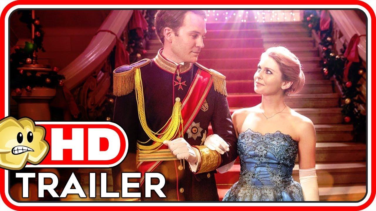A Christmas Prince Trailer.A Christmas Prince Official Trailer Hd 2017 Ben Lamb Rose Mciver Romance Movie