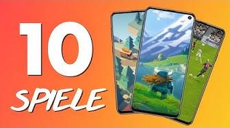 Spannende Spiele-Apps: Die TOP 10 im April 2019