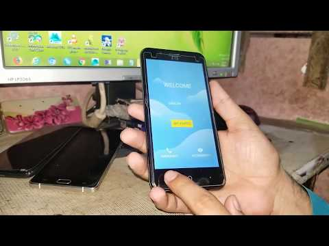 ALL ZTE Google Account Bypass | Without PC | New Method         | mobile cell phone solution |