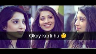 making bae smile using dhinchak pooja song| Dhinchak Pooja  Selfie Maine Leli Aaj